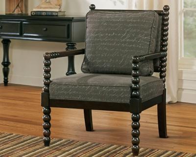 Ashley Milari Accent Chair, Umber