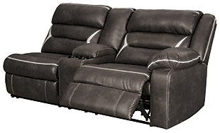 Kincord 4-Piece Power Reclining Sectional, , large