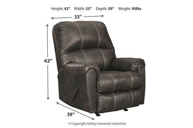 Kincord Recliner, , large