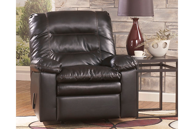Home; Knox DuraBlend® Recliner. Living room decorating idea with this furniture  sc 1 st  Ashley Furniture HomeStore & Knox DuraBlend® Recliner | Ashley Furniture HomeStore islam-shia.org