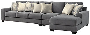 Castano 3-Piece Sectional with Chaise, , large