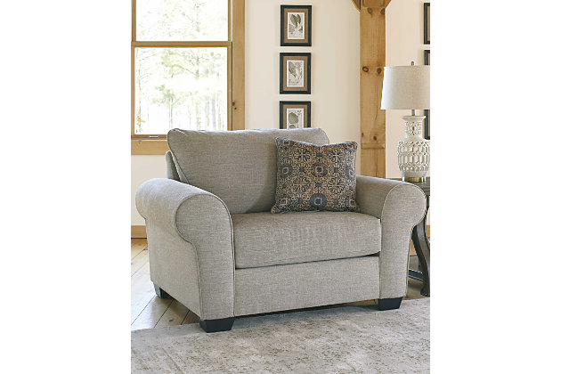 Belcampo Oversized Chair Ashley Furniture Homestore
