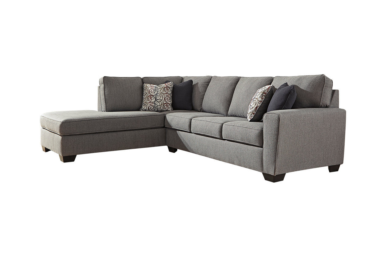 Peachy Larusi 2 Piece Sectional With Chaise Ashley Furniture Alphanode Cool Chair Designs And Ideas Alphanodeonline