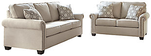 Farouh Sofa and Loveseat, , rollover