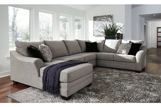 Palempor 3-Piece Sectional with Chaise | Ashley Furniture HomeStore