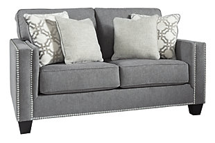 Barrali Loveseat, , large