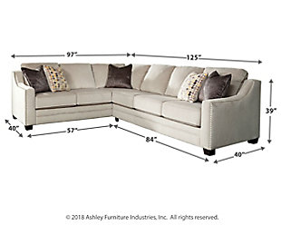Marigny 2-Piece Sectional, , large