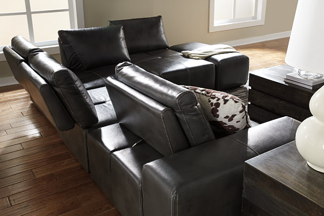 Cliffoney 6-Piece Sectional, , large