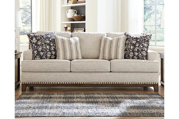 Ballina Sofa Ashley Furniture Home, Gray Couch Set Ashley Furniture