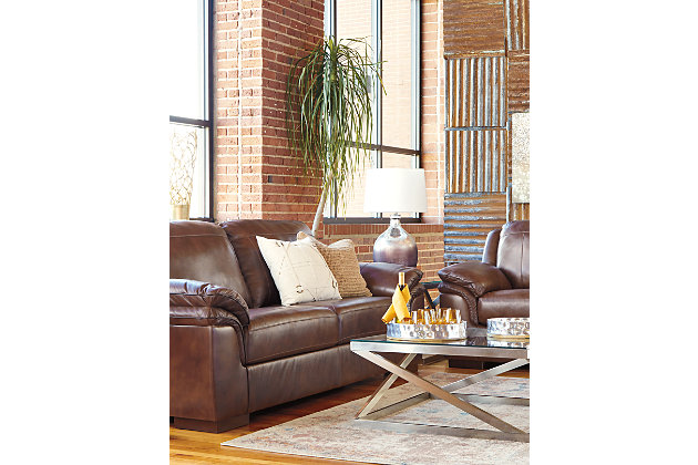 Islebrook Sofa, Canyon, large