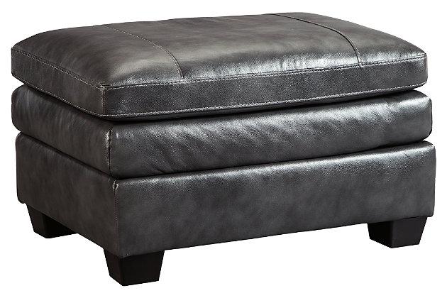 Gleason Chair Ottoman Ashley Furniture Homestore