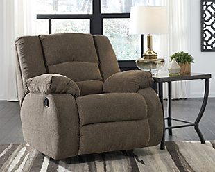 living room recliner. Nason Recliner  large rollover Recliners Ashley Furniture HomeStore