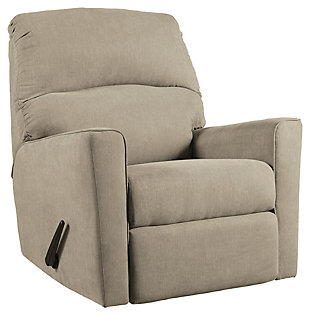 Alenya Recliner, Quartz, large
