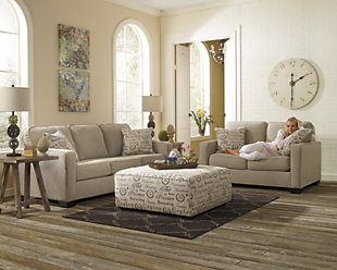 Alenya Sofa, Quartz, large