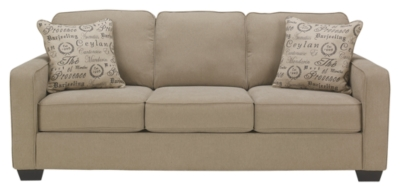Alenya Queen Sofa Sleeper Ashley Furniture HomeStore