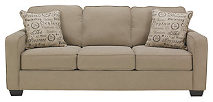 Alenya Sofa and Loveseat, Quartz, large
