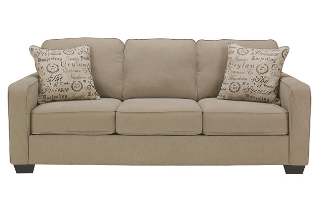alenya queen sofa sleeper ashley furniture homestore rh ashleyfurniture com ashley furniture queen sleeper sofa ashley alenya queen sleeper sofa