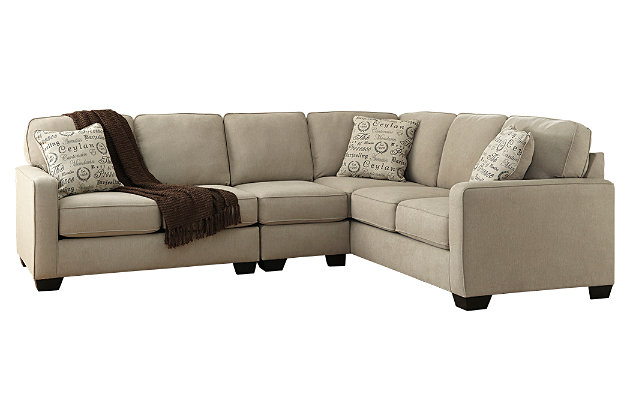 Tan Alenya 3-Piece Sectional by Ashley HomeStore