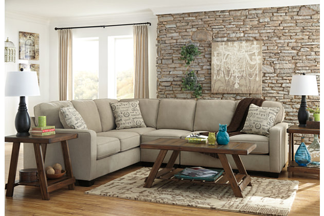 Marvelous Alenya 3 Piece Sectional Ashley Furniture Homestore Inzonedesignstudio Interior Chair Design Inzonedesignstudiocom