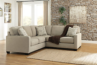 Alenya 2-Piece Sectional, Quartz, rollover