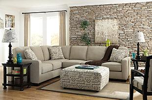 Alenya Armless Chair, , large