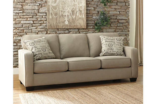 Alenya Sofa Quartz Large