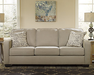 Tan three person sofa for your living room furnitureSofas   Couches   Ashley Furniture HomeStore. Ashley Living Room Sofas. Home Design Ideas