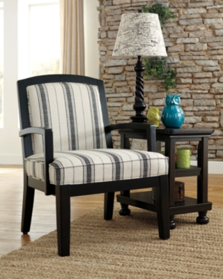 Stylish Chair Quartz Accent Product Photo