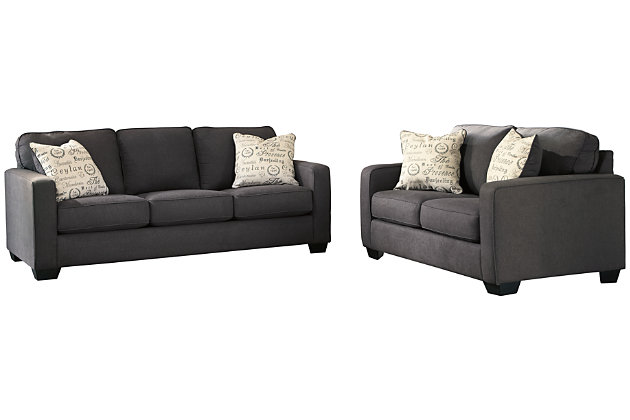 Alenya Sofa and Loveseat, , large