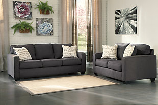 Alenya Sofa and Loveseat, , rollover
