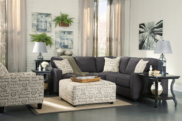 Alenya 2 Piece Sectional Ashley Furniture Homestore