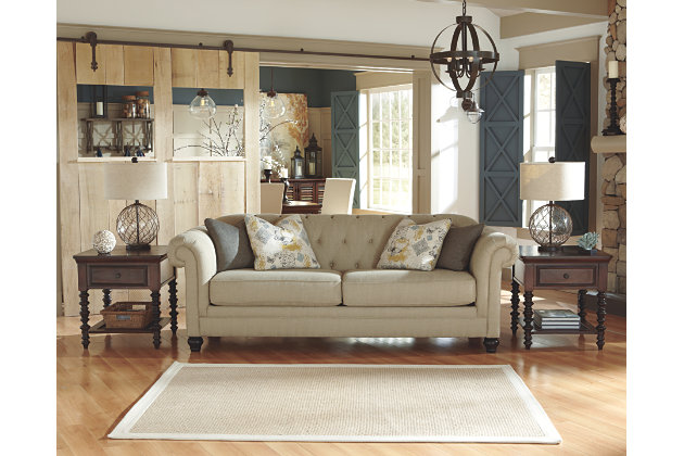 ashley furniture living room sets. cambridge amber sofa u0026