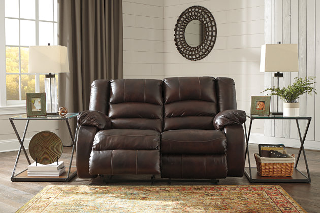 Levelland Reclining Loveseat, , large
