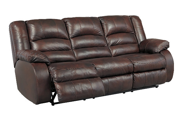 Levelland Reclining Sofa, , large