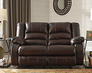 Levelland Power Reclining Loveseat, , rollover