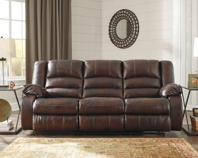 Sofa Cafe Leather Reclining Product Photo 500