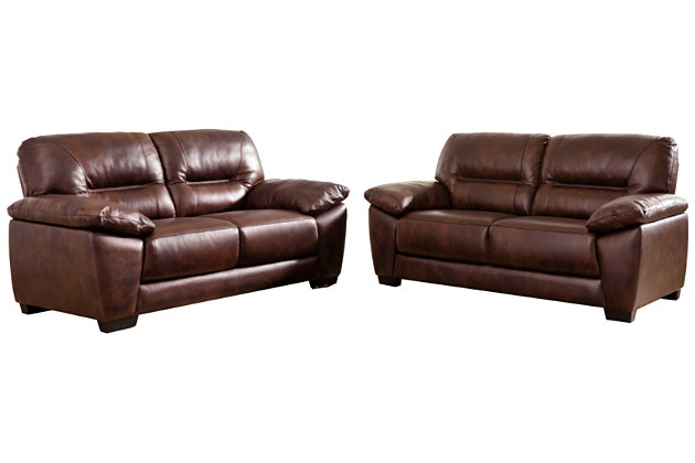 Mellen Sofa and Loveseat, , large