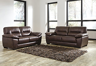 Mellen Sofa and Loveseat, , rollover