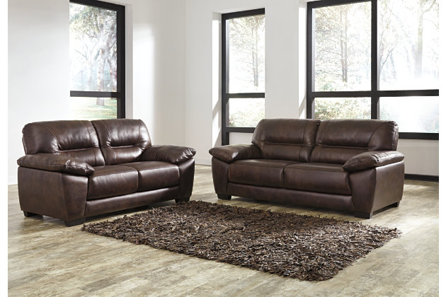 Mellen Sofa And Loveseat, , Large ...