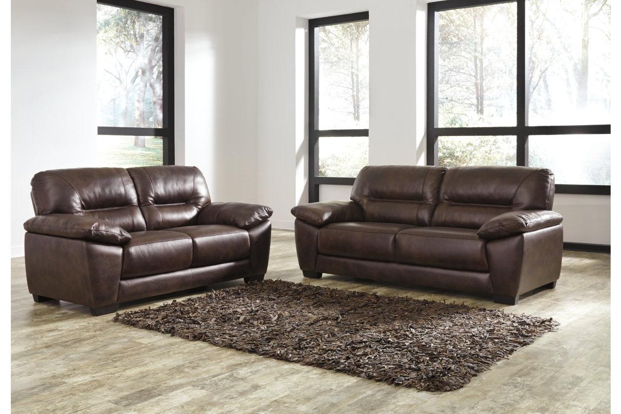 Tremendous Mellen Sofa And Loveseat Ashley Furniture Homestore Inzonedesignstudio Interior Chair Design Inzonedesignstudiocom