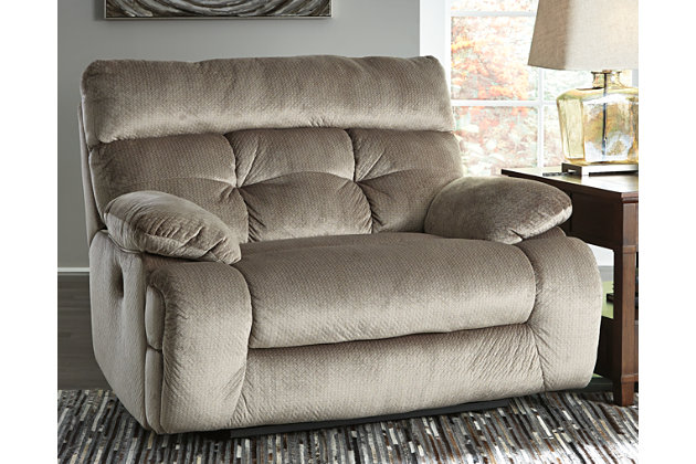 to regarding beautiful with power red wayfair studio along home reviews oversized culver the recliner barrel pertaining elegant