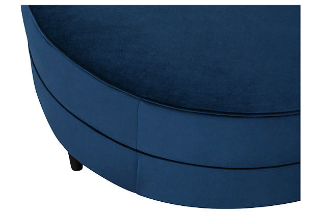 Enderlin Oversized Accent Ottoman, , large