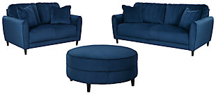 Enderlin Sofa, Loveseat and Ottoman, , large