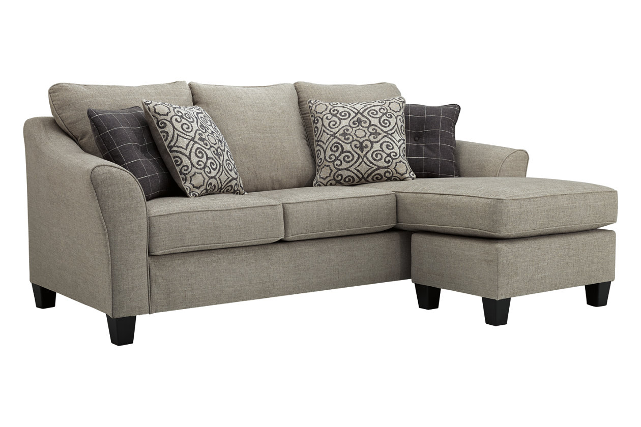 Superb Kestrel Sofa Chaise Ashley Furniture Homestore Evergreenethics Interior Chair Design Evergreenethicsorg