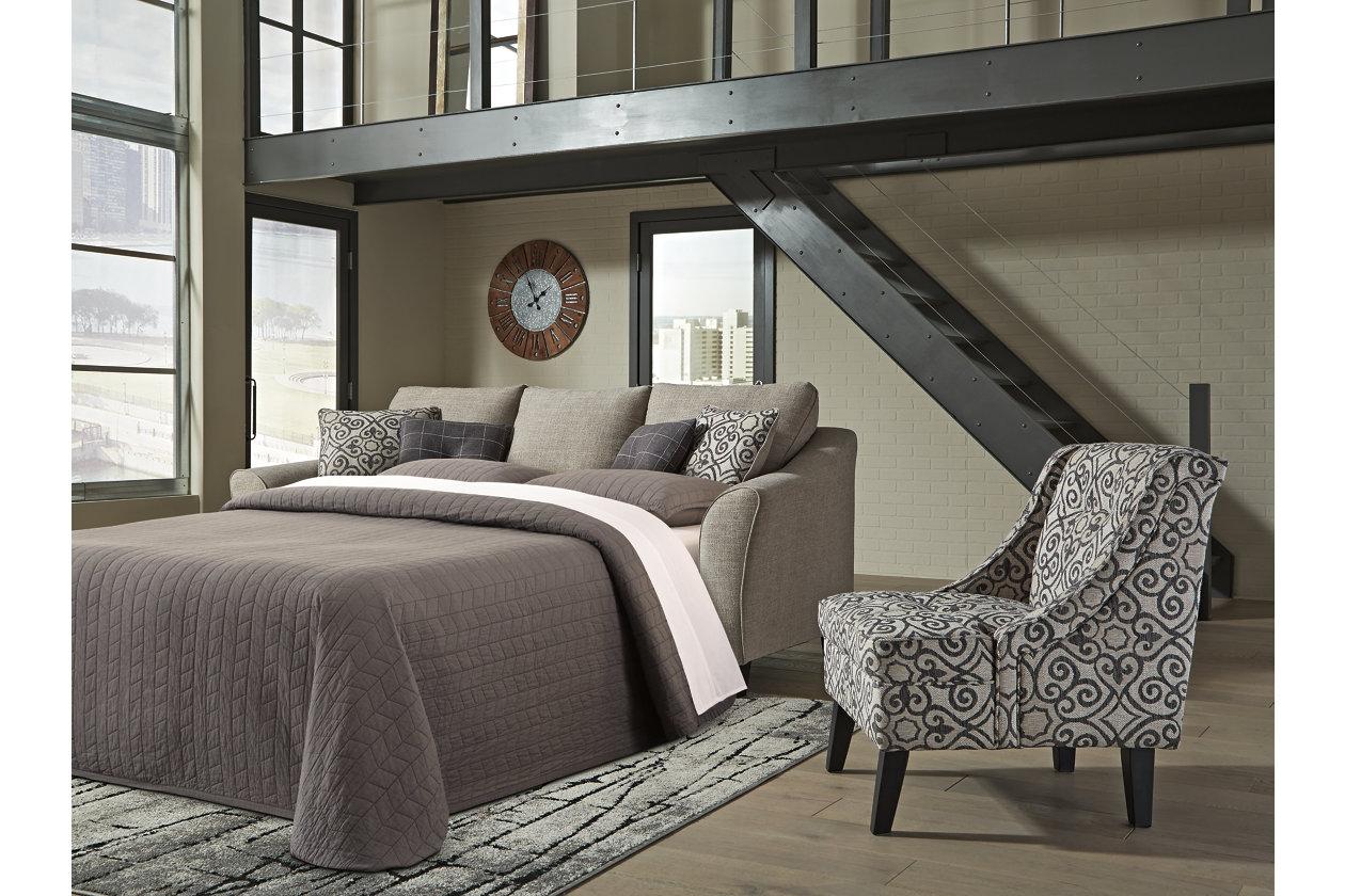 Prime Kestrel Queen Sofa Chaise Sleeper Ashley Furniture Homestore Camellatalisay Diy Chair Ideas Camellatalisaycom