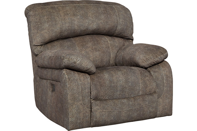 Cannelton Power Recliner, , large