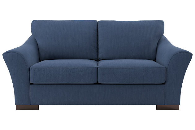 Bantry Nuvella® Loveseat, , large