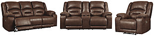 Carrarse Sofa, Loveseat and Recliner, , large