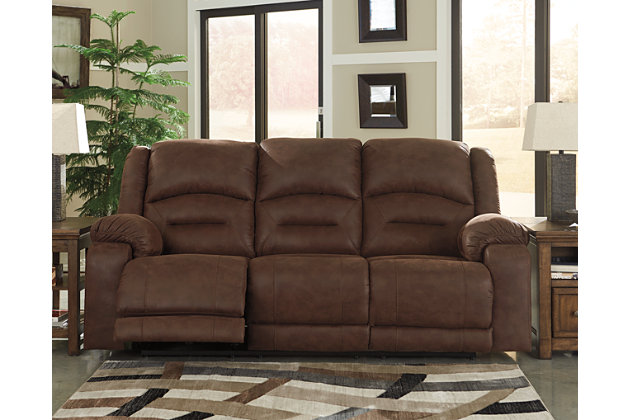 Miraculous Carrarse Power Reclining Sofa Ashley Furniture Homestore Ibusinesslaw Wood Chair Design Ideas Ibusinesslaworg