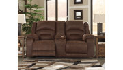 Carrarse Power Reclining Loveseat with Console, , rollover